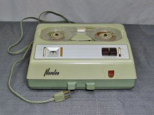 norelco dictation machine