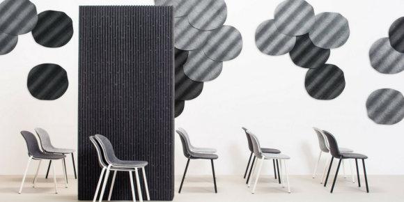 DeVorm Onde acoustic circle panels